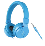 BLUE FOLDING HEADPHONE