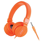 ORANGE FOLDING HEADPHONE