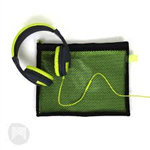 HEADPHONES MCONNECTED OVER EAR SOUNDSTORM HEADPHONES WREMOTE  MIC GREEN